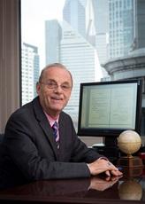 Attorney Robert D. Ahlgren featured in Loyola Law Magazine
