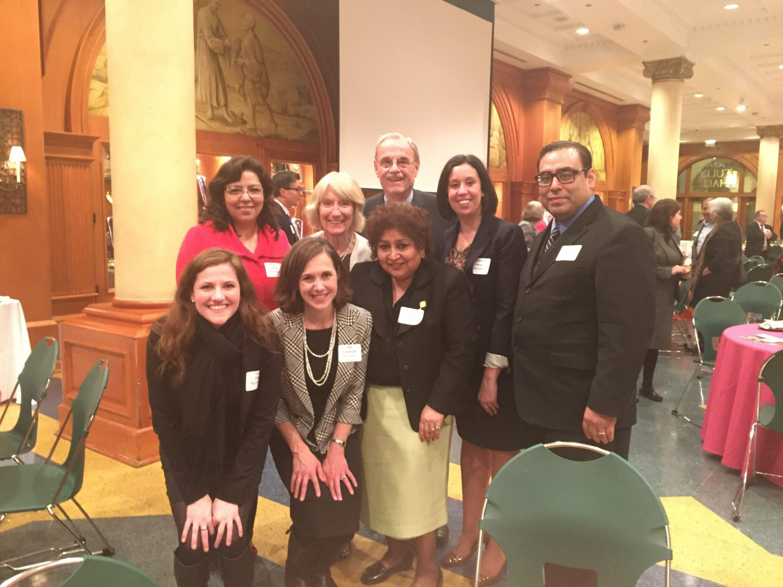 The Law Office of Robert D. Ahlgren is one of the Sponsors of the Voices from the Journey Fundraiser Hosted by Archbishop Cupich to Benefit the Office of Immigrant Affairs