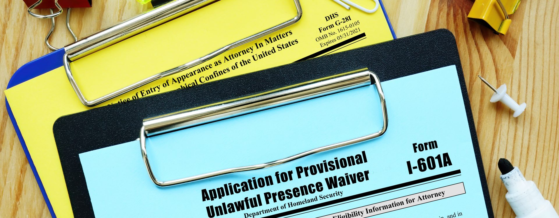 LEGAL UPDATE:  USCIS EXPANDS ELIGIBILITY FOR PROVISIONAL UNLAWFUL PRESENCE WAIVERS